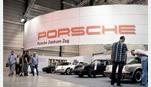 Foto des Events Das Porsche Zentrum Zug an der Swiss Classic World Luzern