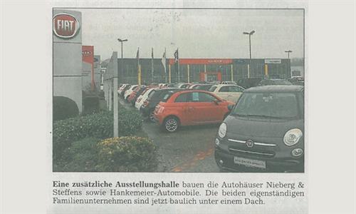 Foto der News Zwei Autohäuser unter einem Dach