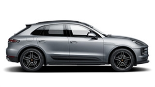 The new Macan