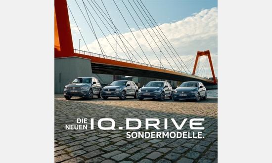 Foto der News Die IQ.DRIVE Sondermodelle