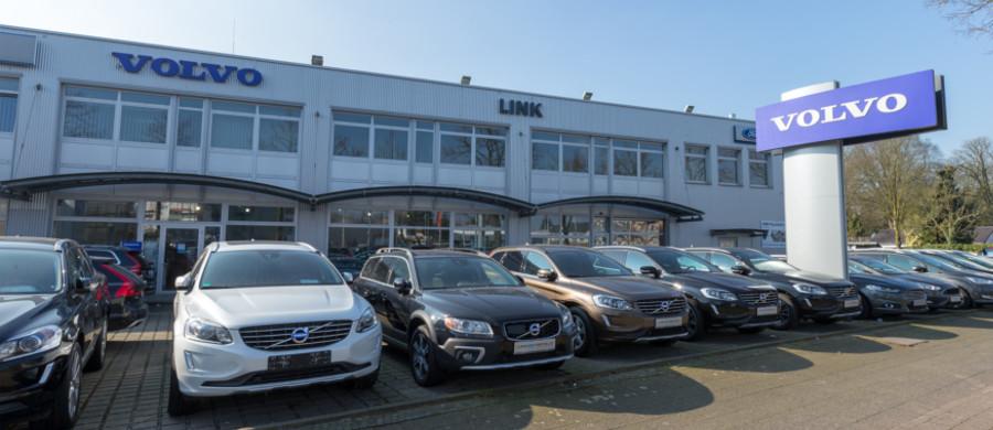 Volvo Verkaufsteam