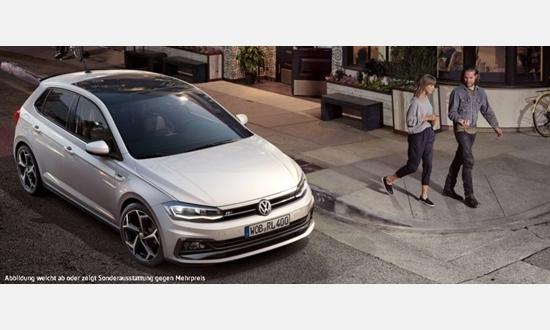 Foto des Serviceangebots Volkswagen Polo Comfortline 1,6 l TDI SCR für 109€ im Monat