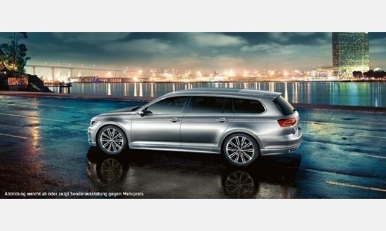 Foto des Serviceangebots Volkswagen Passat Variant Trendline 2,0 l TDI SCR für 199€ im Monat
