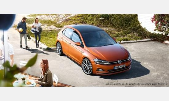 Foto des Serviceangebots Volkswagen Polo Trendline 1,0 l für 82€ im Monat