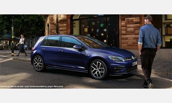 Foto des Serviceangebots Volkswagen Golf Trendline 1,0 l OPF für 127€ im Monat