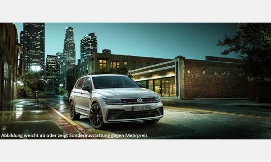 Foto des Serviceangebots Volkswagen Tiguan Trendline 1,5 l TSI OPF für 199€¹ im Monat