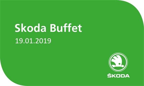 Foto des Events Das große Skoda Buffet 2019
