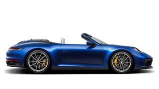 Das neue 911 Carrera 4S Cabriolet