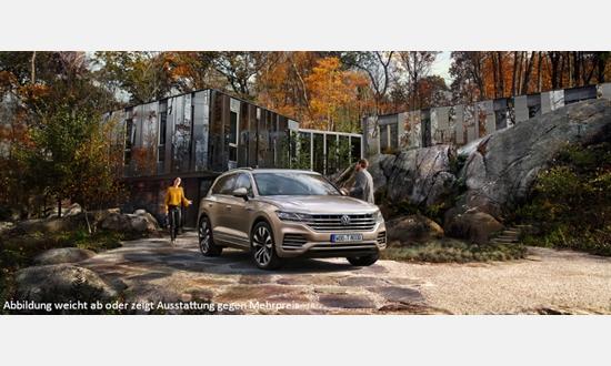 Foto des Serviceangebots Volkswagen Touareg  3,0 l V6 TDI SCR für 399€¹ im Monat