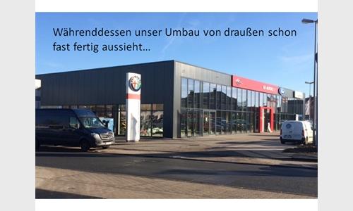 Baufortschritt bei Nieberg & Steffens in Warendorf!