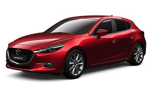 Mazda3 4-Türer