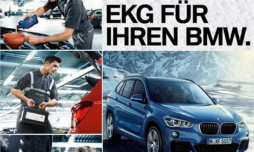 Foto der News EKG FÜR IHREN BMW.