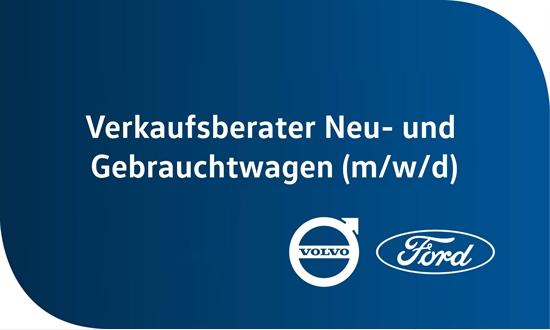Foto des Stellenangebots Verkaufsberater Neu- und Gebrauchtwagen (m/w/d)