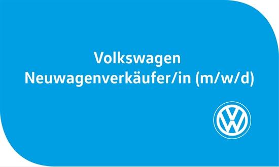 Foto des Stellenangebots Volkswagen Neuwagenverkäufer/in (m/w/d)