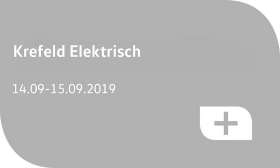 Foto des Events Krefeld elektrisiert