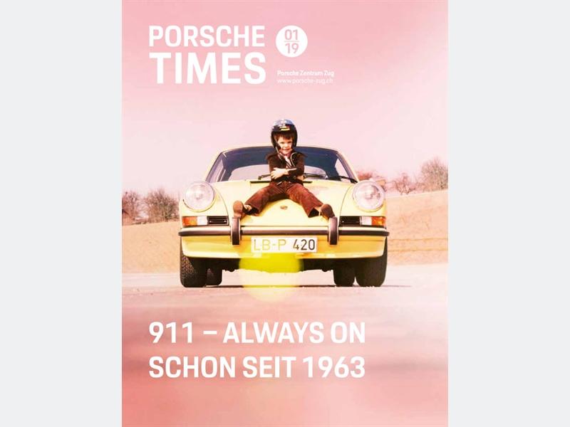 Porsche Times 01/2019