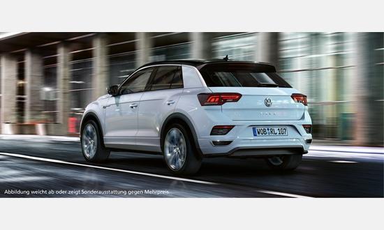Foto des Serviceangebots Volkswagen T-Roc 1.0 l TSI OPF für 163€ im Monat!