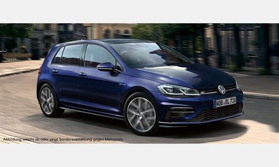 Foto des Serviceangebots Volkswagen  Golf Trendline 1,0l TSI OPF für 136€ mtl.