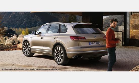 Foto des Serviceangebots Volkswagen Touareg 3.0l V6 TFSI OPF für 487,00€ mtl.