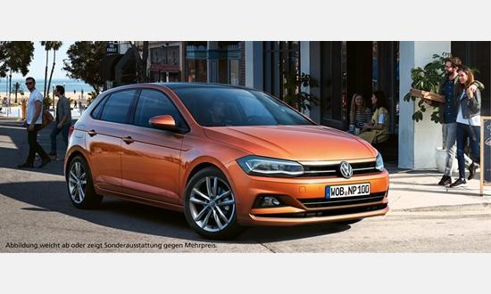 Foto des Serviceangebots Volkswagen Polo Trendline 1,0l für 12.190,00€