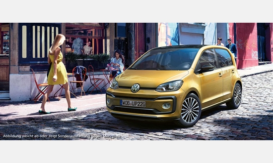 Foto des Serviceangebots Volkswagen take up! 1,0l 5-Gang für 9.575,00€