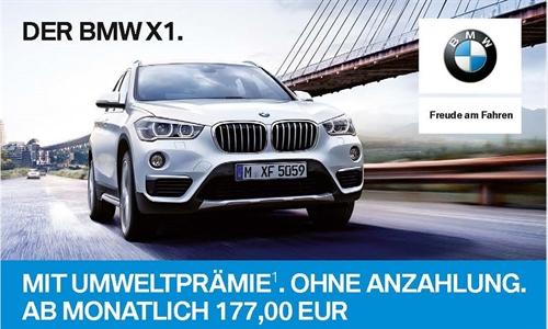 Foto der News DER BMW X1.