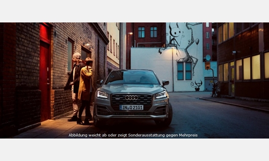 Foto des Serviceangebots Audi Q2 30 TFSI für 199€ im Monat