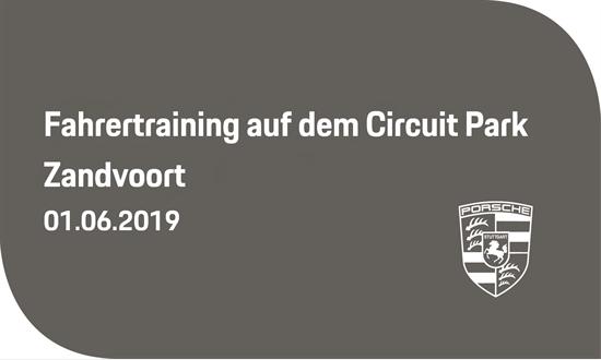 Foto des Events Unser Fahrtraining auf dem Circuit Park Zandvoort