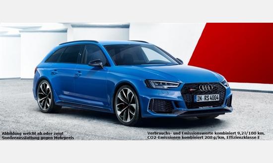 Foto des Serviceangebots Audi RS 4 Avant für 598€ im Monat