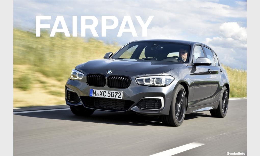 BMW 1er Aktion - solange der Vorrat reicht