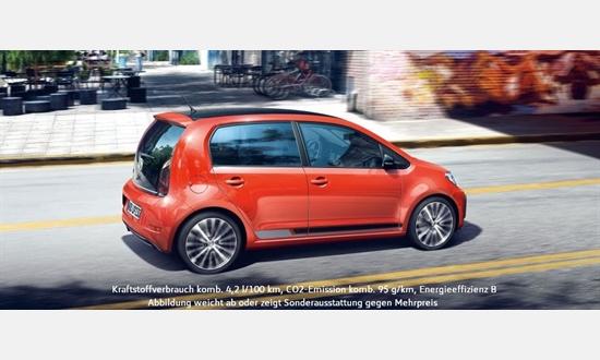 Foto des Serviceangebots Volkswagen UP! take up! 1,0 l 5-Gang für 10499€