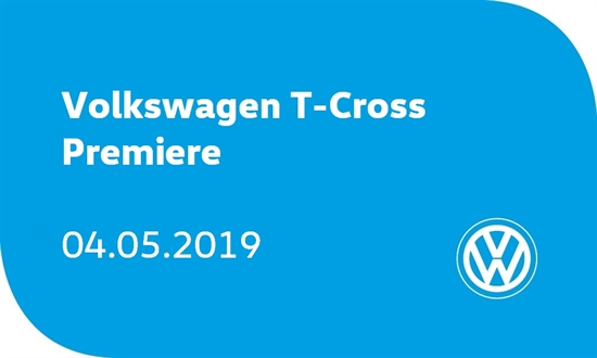 Foto des Events Volkswagen T-Cross Premiere