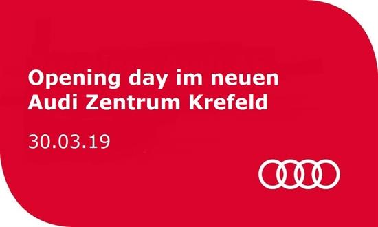 Foto des Events Opening day im neuen Audi Zentrum Krefeld