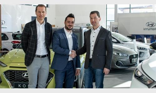 Foto der News Keusch neuer Betriebsleiter der Autowelt Strass