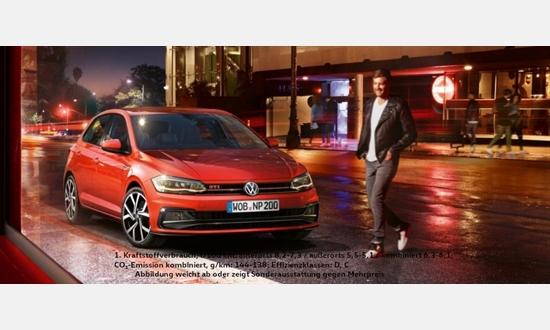 Foto des Serviceangebots Volkswagen Polo GTI 2,0 l TSI OPF für 189,00€ mtl.