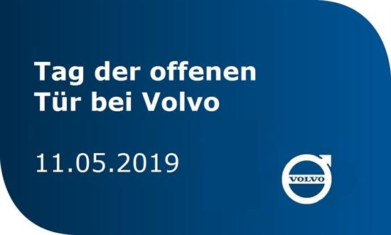 Foto des Events Tag der offenen Tür bei Volvo in Krefeld
