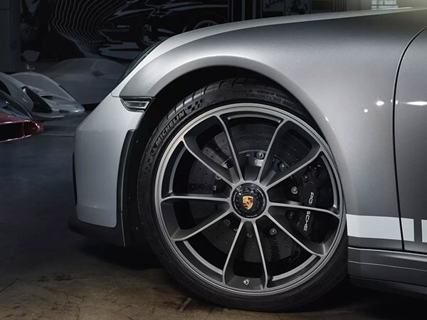 Porsche Ceramic Composite Brake (PCCB)