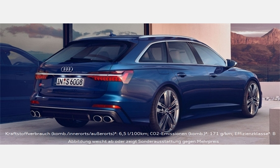 Foto des Serviceangebots Audi S6 Avant TDI für 569€ im Monat