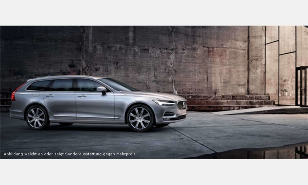 Volvo V90 T4 Geartronic Inscription für 369 € im Monat