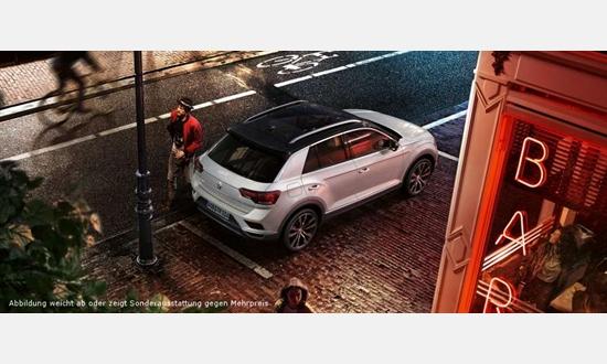 Foto des Serviceangebots Volkswagen T-Roc Style 1.5 l TSI  für 149,00€ mtl.