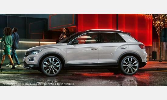 Foto des Serviceangebots Volkswagen T-Roc Style 1.6 l TDI für 129,00€ mtl.