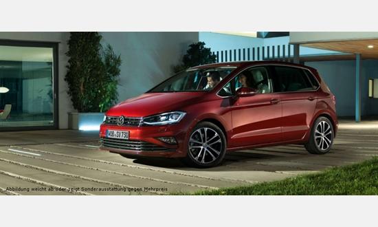 Foto des Serviceangebots Volkswagen Golf Sportsvan Highline 1,5 l TSI für 189,00€ mtl.