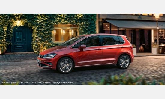 Foto des Serviceangebots Volkswagen Golf Sportsvan Comfortline 1,6 l TDI für 149,00€ mtl.
