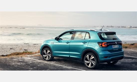 Foto des Serviceangebots Volkswagen T-Cross 1.0 l TSI OPF für 149€ im Monat