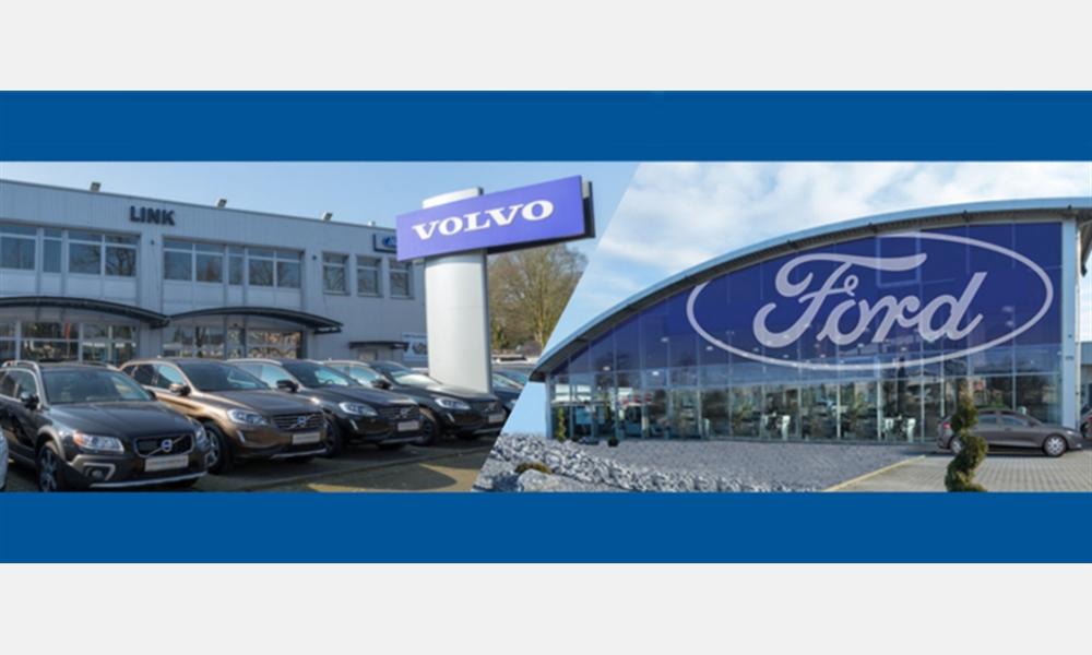 Wichtiger Hinweis zu unseren Marken Ford und Volvo