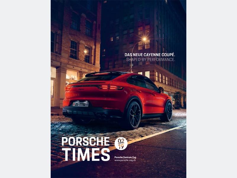 Porsche Times 02/2019
