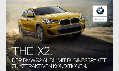 Foto der News THE X2.
