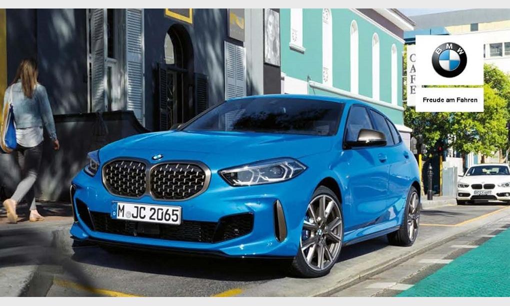THE 1 - DER NEUE BMW 1ER.