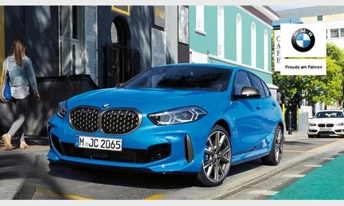 Foto der News THE 1 - DER NEUE BMW 1ER.