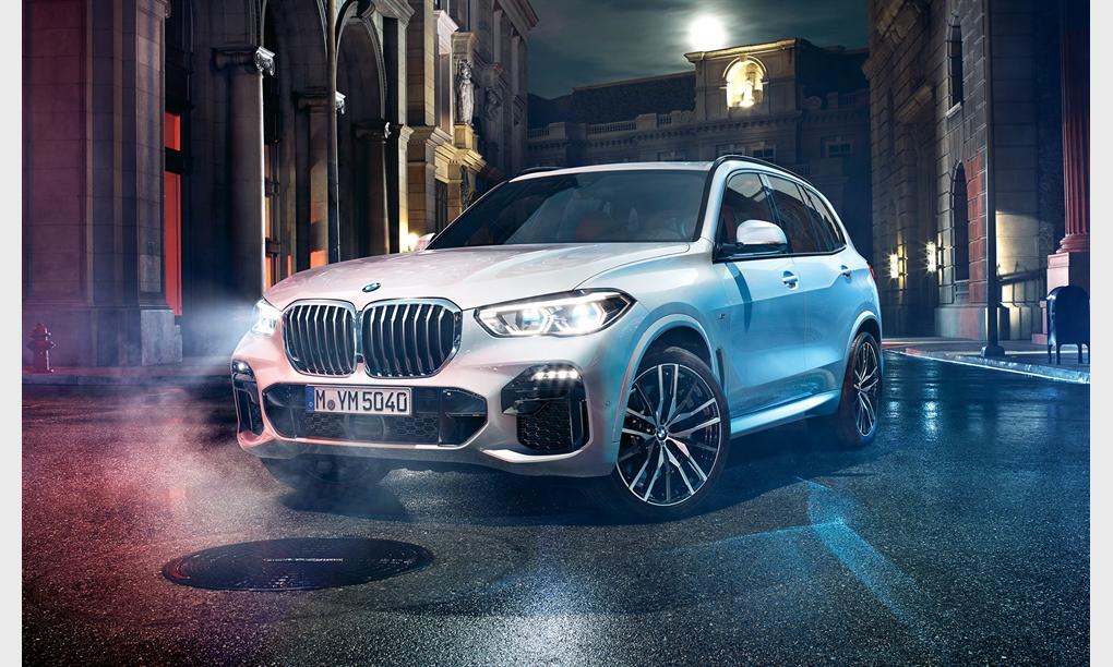 Leasingangebot BMW X5